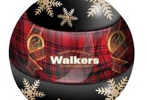 Holiday Cheer / Celebrate the holiday season with these delicious gifts and more from Walkers Shortbread!