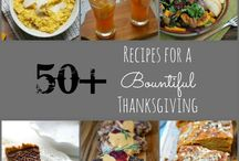 Recipe Ideas - Autumn/Halloween/Thanksgiving / by Christine Mangiafico
