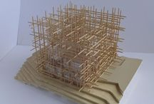 Arkitektura parametrikoa - Baitara baita / Arquitectura de madera, capilla para todas las confesiones