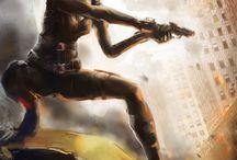 Comics: Black Widow