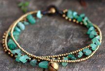 anklet & bracelet