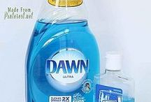 Dish Soap Uses