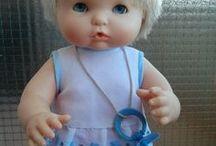 muñecas ESP