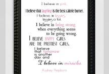 Awesome quotes / by Bonnie Dubois