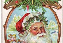 Christmas Cards Vintage
