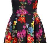 Kolekcja Flower by Divine Wear / Przepiękne ubrania w najmodniejsze w tym sezonie kwiaty !