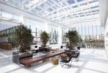 Work lounge mall