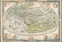 Masterpieces at USM / Celebrating Five Centuries of Rare Maps and Globes