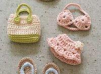 Crochet for Barbie Dolls