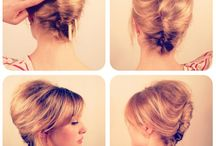 Vintage hair ideas