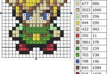 pixel charts
