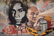 Street Art / Inspirations