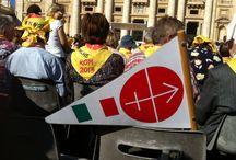PELLEGRINAGGIO INTERNAZIONALE ACS  A ROMA 1-5 OTTOBRE 2013 http://acs-italia.org/partecipa-al-pellegrinaggio/