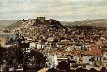 Old Athens / History of Athens in pictures
