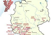 Şarap ve Bağ Haritaları