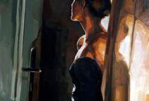 Art Womans Figures / Womans figures