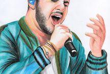 Leandro Batista desenhos