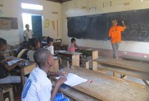 English Teaching Madagascar / Make a difference to the lives of local people in Madagascar by providing teaching support and running English workshops in a rural Malagasy village.