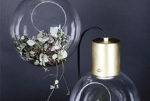 Lampor och detaljer