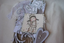 my creations / Some of my card-making and scrapbooking projects