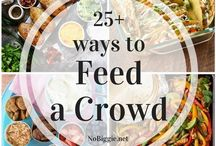 25 ways to feed a crowd