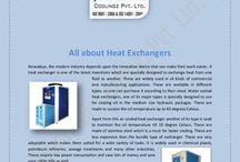 Heat Exchanger Manufacturer / Herambh Coolingz Pvt. Ltd. is a major company that is immersed in production various varies of Heat Exchanger  that include Water Cooled off and Air Cooled models. Both of them are created using good quality elements that lead to it's the best possible strength as well as.  For More Info Visit: http://www.airwaterheater.in/