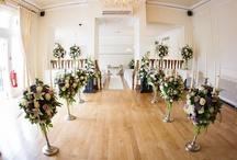 Spring Weddings at West Tower