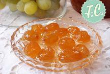 μαρμελαδες - γλυκα κουταλιου