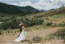 Sun Mountain Lodge Wedding