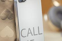 Hoesjes/telefoondingen