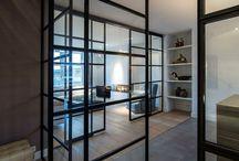 Steel Frame Windows and Doors - Riley Street