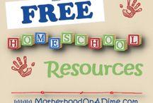 Education- Homeschool Resources / by Linda Gibelyou