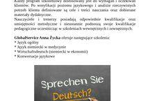 Nauka Niemieckiego / Jak sprawnie i efektywnie nauczyć się niemieckiego, wykorzystywać nowoczesne media i ogólnie uporać się z zawiłościami i zagwostkami gramatyczno - leksykalnymi