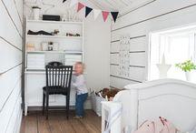 AH loves creating children's rooms
