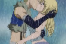 Fairy Tail Sting ♥ Lucy