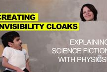 Awesome Physics Optics from MIT / Free MIT resources related to the Science Out Loud Season 1 Episode 3, The Physics of Invisibility Cloaks  #physicsvideos #scienceisawesome #physics #stem