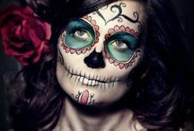 Maquillaje  Catarina
