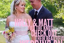 Featured Real Wedding: Holly & Matt / Where did this romantic groom propose? Check out Holly and Matt's wonderful  wedding with photos by Pyxie Studios and rentals from America's Party  Rental to find out! Click here NOW -  http://www.realweddingsmag.com/real-weddings-wednesday-presenting-holly-matt/
