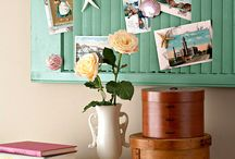Great Ideas for the home / Simple easy ideas to make your house a home.