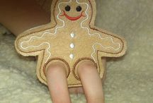 Gingerbread man activities / by D Park