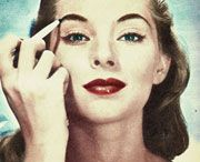 1950's Beauty & Makeup / The best 1950's makeup and beauty related posts from Glamourdaze.com and across the web / by Glamour Daze