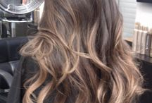 Balayage Color Miel/Trigo