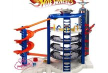 Hot Wheels Mega Garaj Dev Kule FDF25
