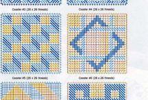 Cross Stitch - Geometric Patterns