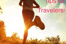 / TRAVEL FITNESS / Travel fitness tips