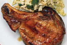 Pork, the other white meat! / by Jan, blogging at... {jancooks.blogspot.com}