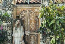 ❀ BOHO PARADISE ❀ / Notre lifestyle bohème à la plage, un hymne à l'été ♡ A toutes les gypsy girls amoureuses de la vie  - Ema Tesse summer campaign