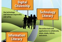 Digital Literacy in the Classroom / This board will explain how I plan on incorporating Digital Literacy within the classroom.