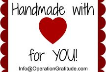 Operation Gratitude for our troops