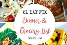Trending Recipes / These are the most popular easy and healthy recipes from pinterest! Most are 21 Day Fix friendly, too!